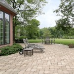 Luxury Brick Patio